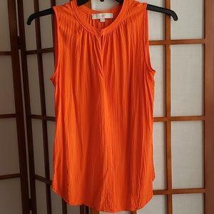 LOFT sleeveless blouse EUC